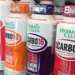 Herbal clean Qcarbo
