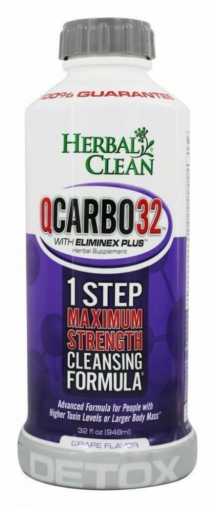 Herbal Clean Qcarbo32 Review: Does This Detox Drink Work