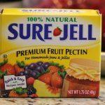 Sure Jell Drug Test method