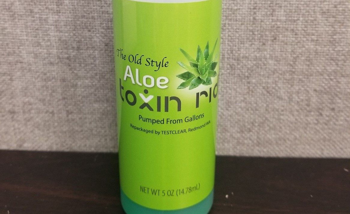 Old Style Aloe Toxin Rid Detox Shampoo Review - lpath