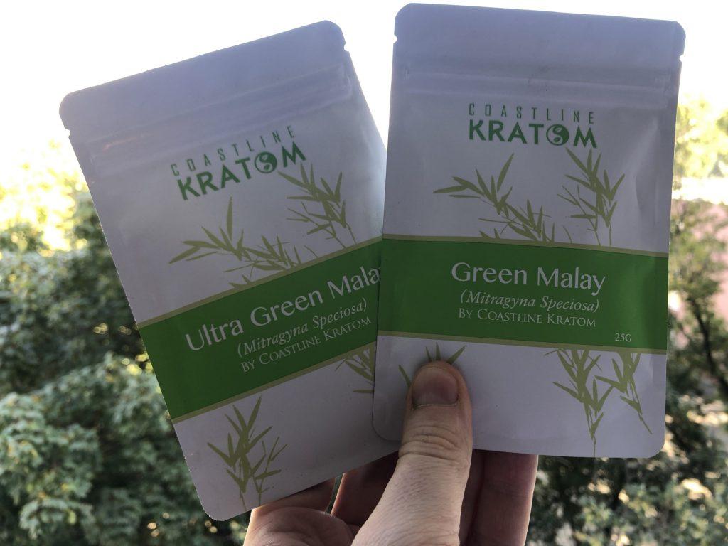 Ultra enhanced green malay kratom