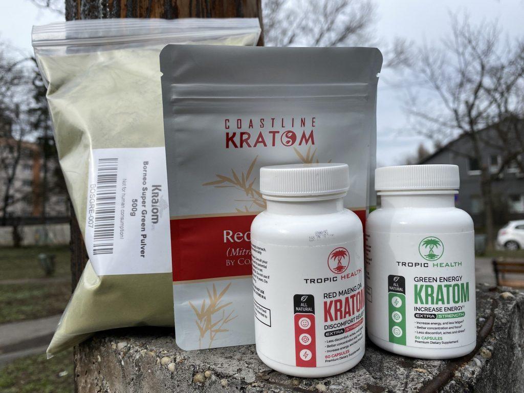 high quality kratom capsules