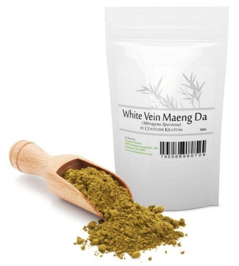white maeng da kratom dosage
