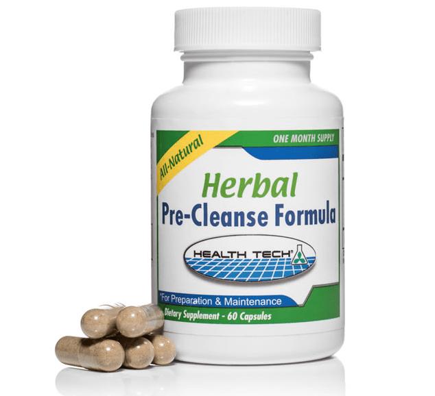 Herbal Pre cleanse Formula Reviews