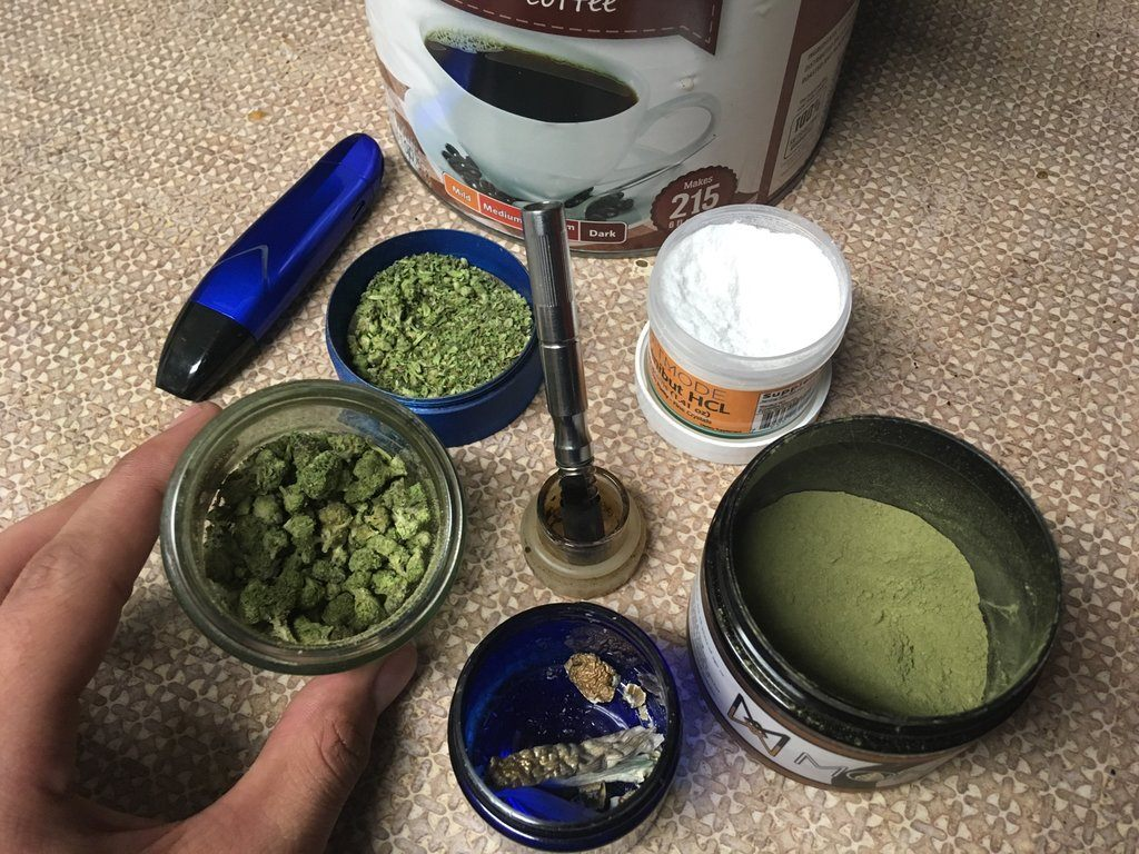 Image result for How to use kratom and phenibut together