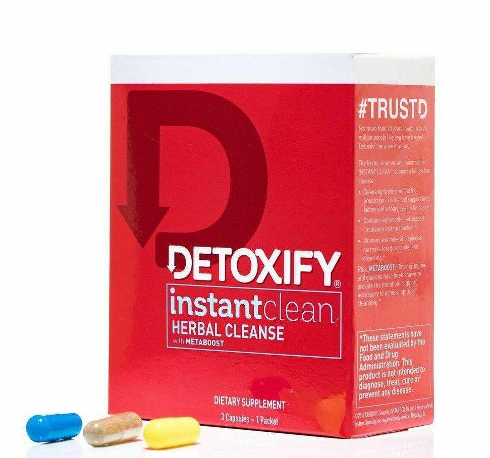 Detoxify Instant Clean Review - lpath