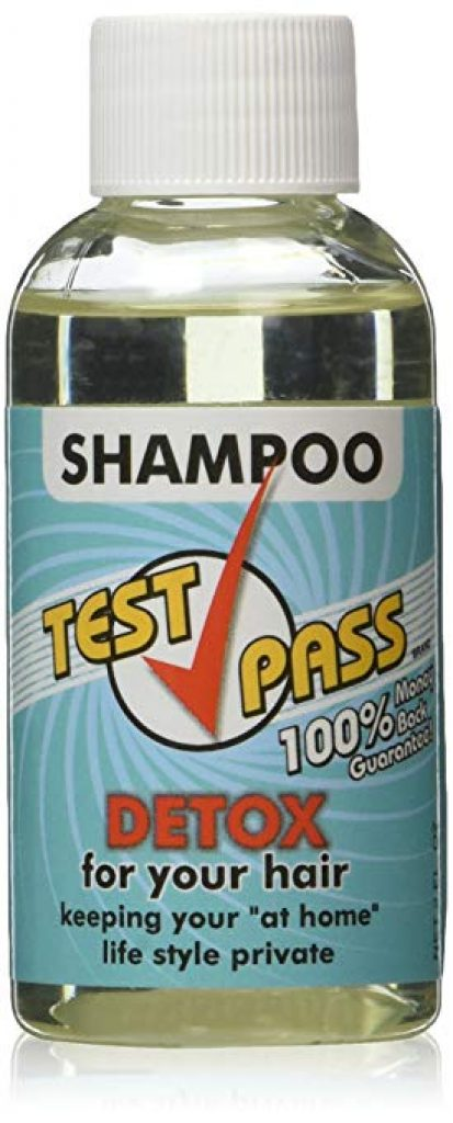 detox shampoo for drug test