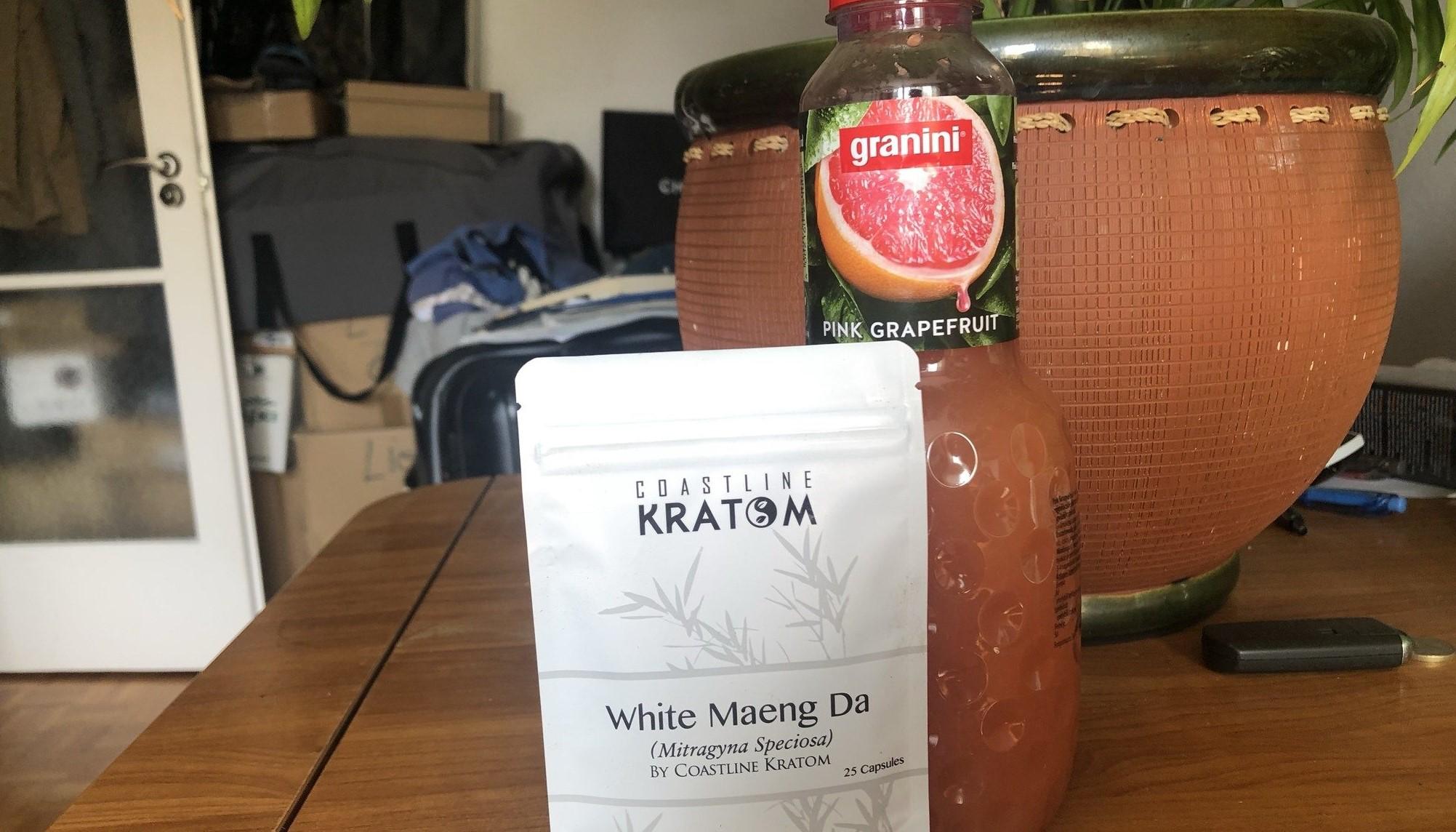 How To Make Kratom Stronger: Using Kratom Potentiators