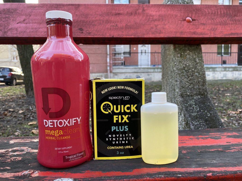 Rescue detox alternatives