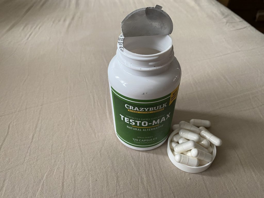 Crazybulk Testo Max: The Closest Thing To Testosterone You Will Find On The  Market! - Theihcc.com