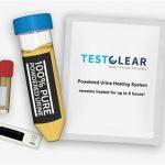 powdered urine kit