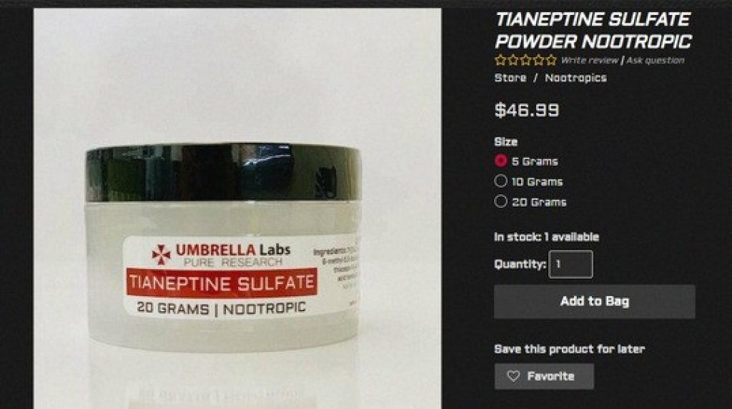 tianeptine for sale