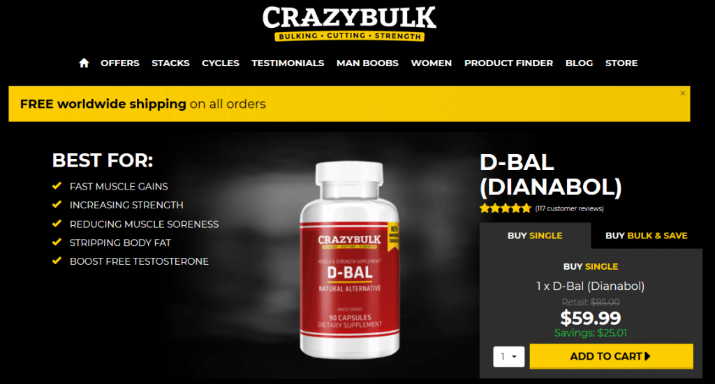 where to buy d-bal