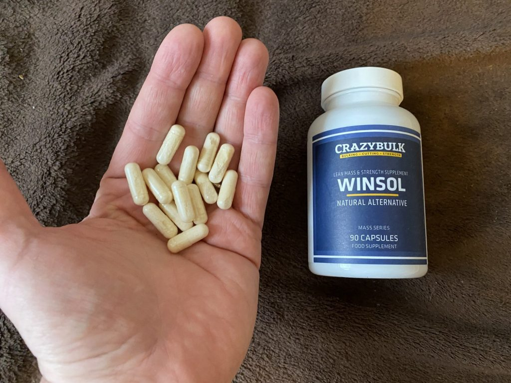 Winsol Dosage