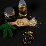 cbd and hemp oil capsules